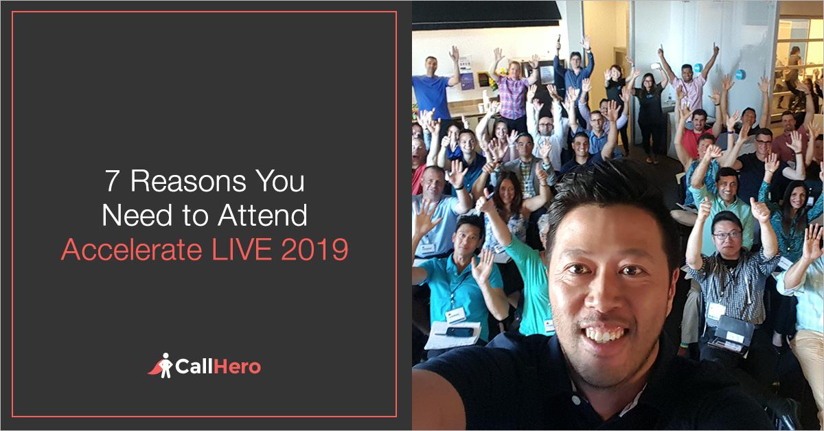 Accelerate Live 2019
