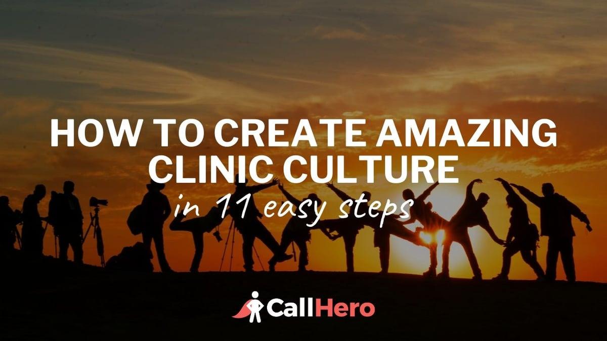 Kate Durnin Clinic Culture