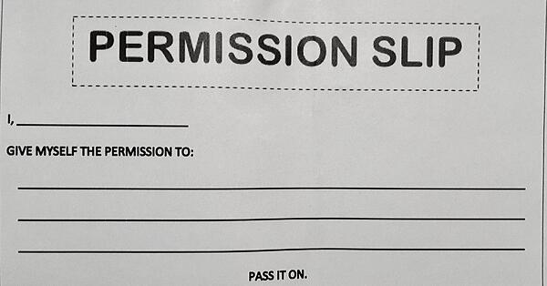 Peak Health Chiropractic Permission Slips
