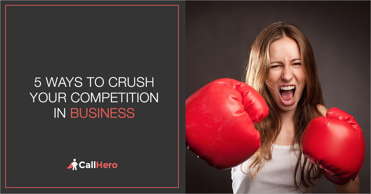 crush your competition in healthcare marketing