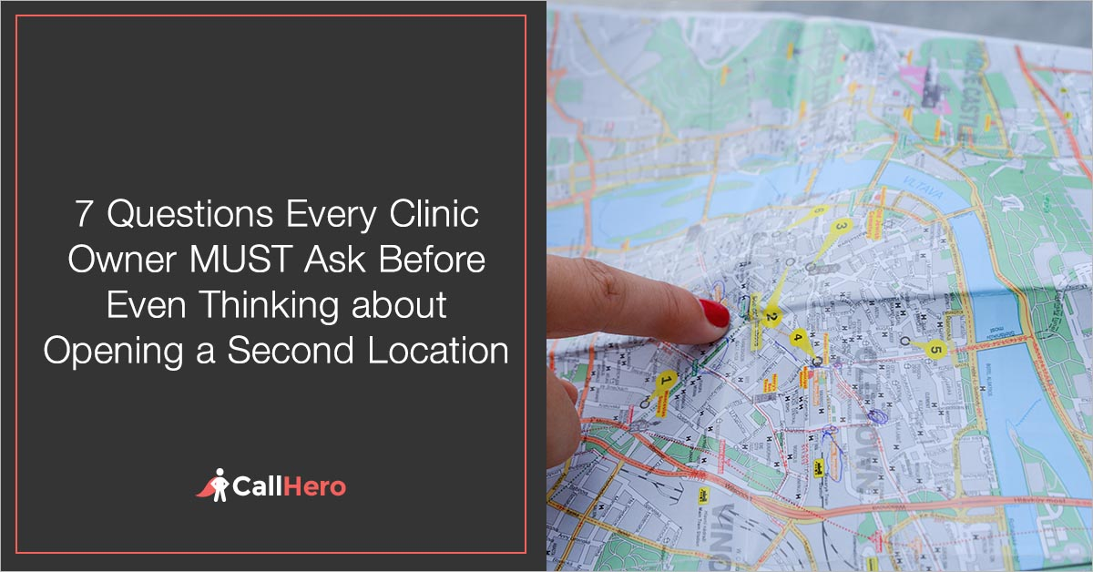 opening second medical location