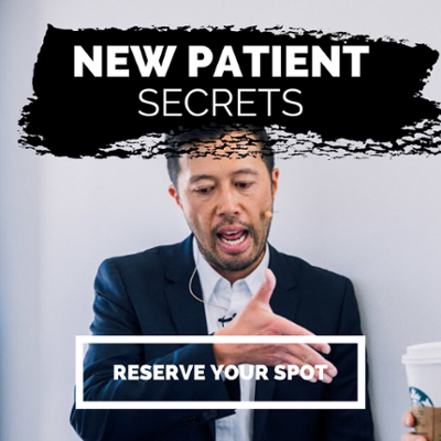 Join the next New Patient Secrets Webinar